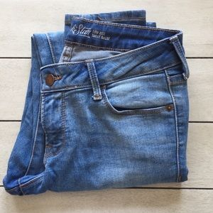Old Navy Low Rise Jeans